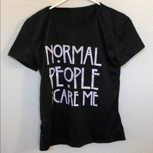 Brand new black t shirt